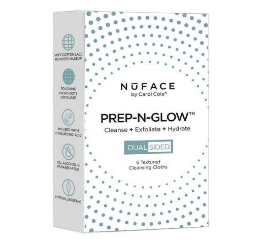 Очищающие салфетки PREP-N-GLOW