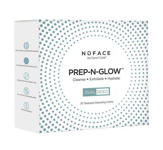 Очищающие салфетки PREP-N-GLOW 1